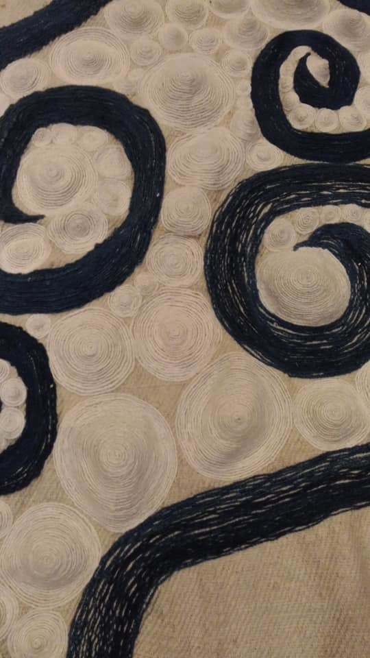 四辻藍美アイヌ刺繍展「一本の縄から始まる 2018秋」_a0162646_14152588.jpg