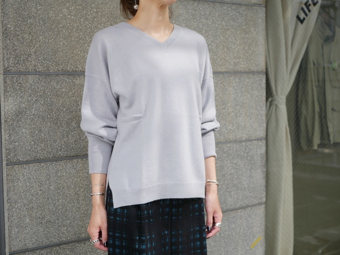 OUTER & KNIT COLLECTION ~グランマオリジナル編~_e0247148_13132380.jpg