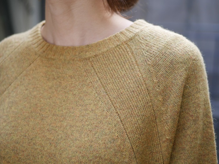 OUTER & KNIT COLLECTION ~グランマオリジナル編~_e0247148_13185875.jpg
