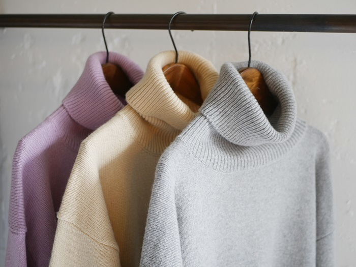 OUTER & KNIT COLLECTION ~グランマオリジナル編~_e0247148_13193314.jpg