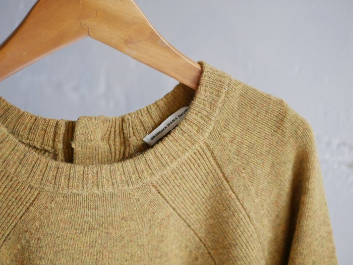 OUTER & KNIT COLLECTION ~グランマオリジナル編~_e0247148_13210390.jpg