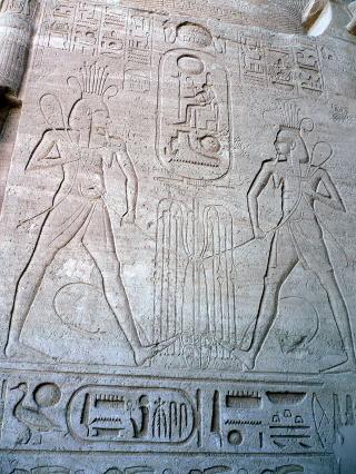 古代エジプト アブ・シンベル神殿_c0011649_01353819.jpg