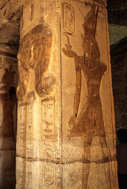 古代エジプト アブ・シンベル神殿_c0011649_04075829.jpg