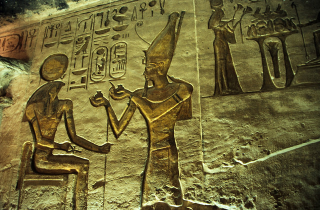 古代エジプト アブ・シンベル神殿_c0011649_04084325.jpg