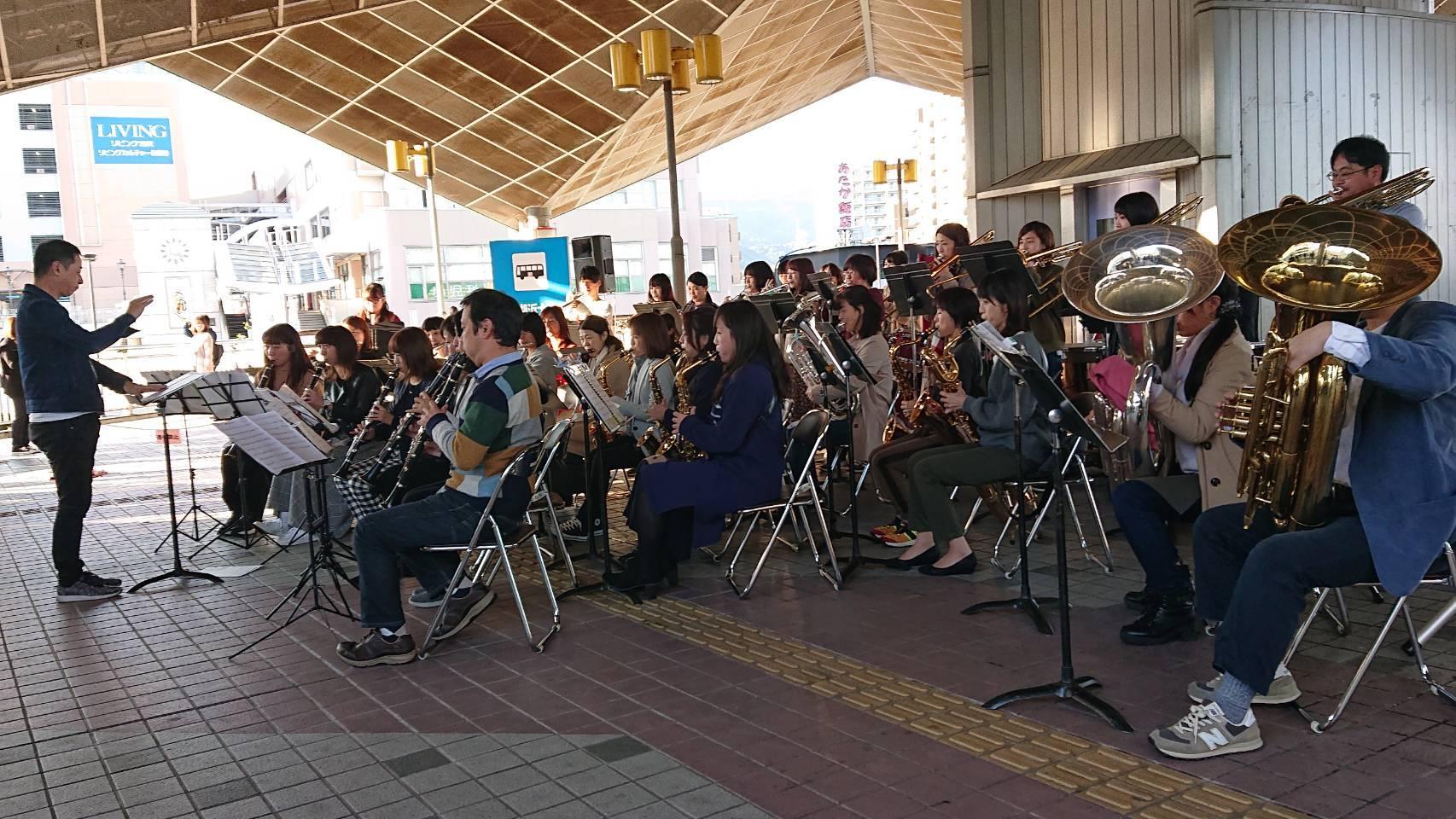 びわ湖浜大津駅コンサート_d0315355_21244116.jpg