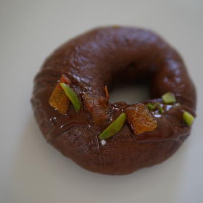 『Avec Chocolat』ドーナツとチョコレートと。_a0221457_17565128.jpg