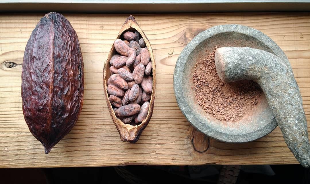 『Avec Chocolat』ドーナツとチョコレートと。_a0221457_19301659.jpg