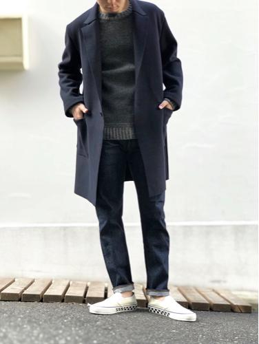 上質コートも、気取らず品良く。_d0227059_17363465.jpg