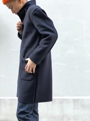 上質コートも、気取らず品良く。_d0227059_17363647.jpg