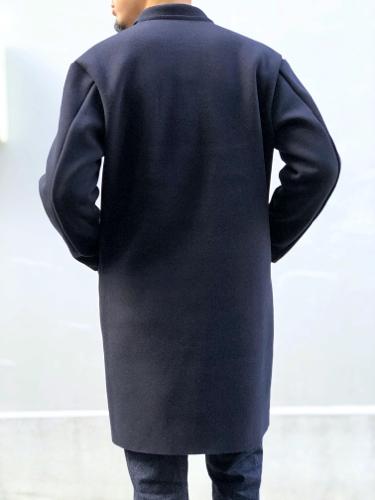 上質コートも、気取らず品良く。_d0227059_17363795.jpg