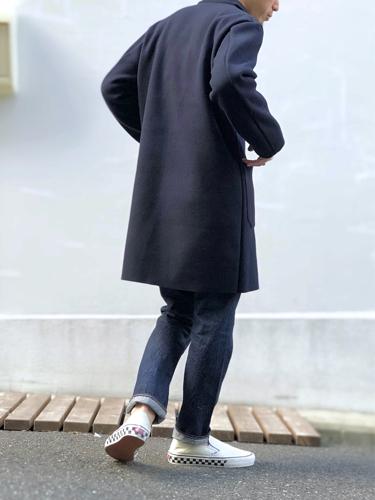 上質コートも、気取らず品良く。_d0227059_17363858.jpg