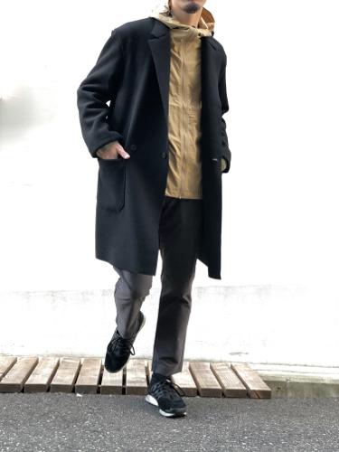 上質コートも、気取らず品良く。_d0227059_17400886.jpg