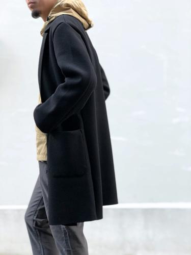 上質コートも、気取らず品良く。_d0227059_17400933.jpg