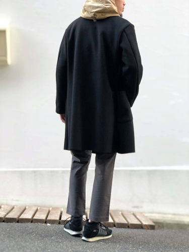 上質コートも、気取らず品良く。_d0227059_17401235.jpg