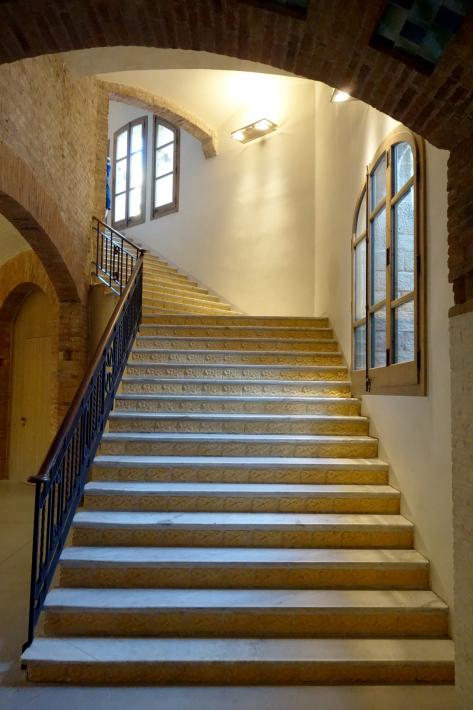 サン・パウ病院 Hospital de Sant Pau リュイス・ドメネク・イ・ムンタネー Sant Pau Recinte Modernista 世界遺産 2018年9月 バルセロナの旅(4)_f0117059_22062919.jpg