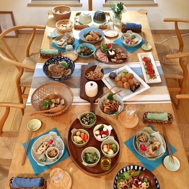 welcome   食材の話題で盛り上がって♪_a0165160_19064997.jpg