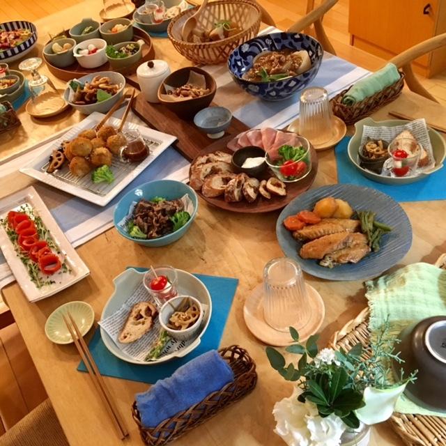 welcome   食材の話題で盛り上がって♪_a0165160_19112351.jpg
