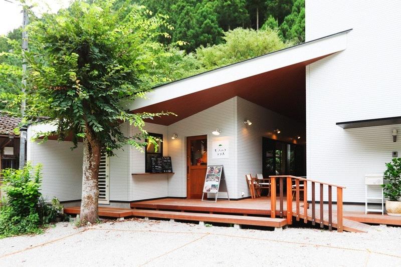 「山ごはんカフェヒノハラテラス」店舗付住宅_f0230666_09155760.jpg