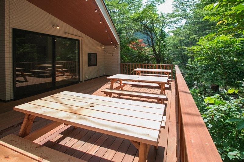 「山ごはんカフェヒノハラテラス」店舗付住宅_f0230666_09155881.jpg