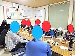 〇〇町内会18班親睦会_d0140668_20355897.jpg