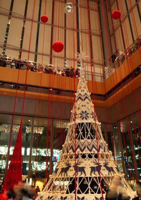 MARUNOUCHI BRIGHT CHRISTMAS 2018 北欧から届いたクリスマス with Yuming_c0188784_22343964.jpg