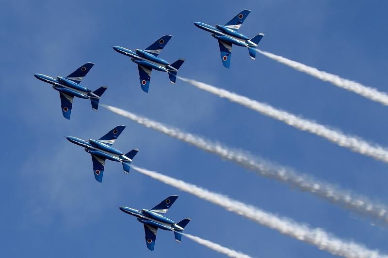 本日12時20分、都心上空にブルーインパルス(臨時のお知らせ)_b0291402_07500108.jpg