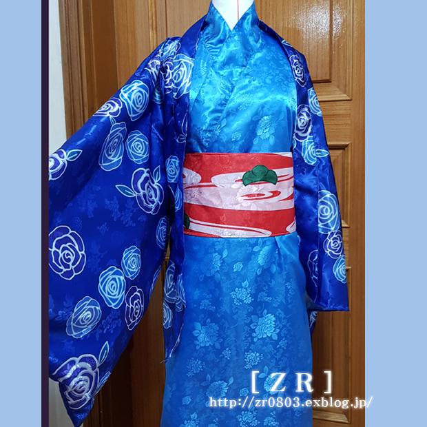 おそ松さん- 松野 カラ松_b0273504_14311540.jpg