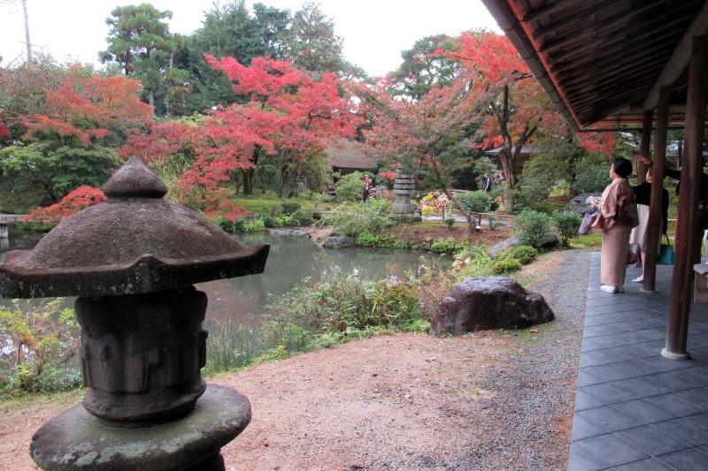 白沙村荘-橋本関雪記念館_e0048413_21221714.jpg