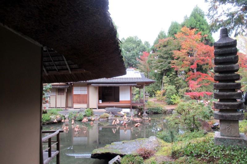 白沙村荘-橋本関雪記念館_e0048413_21222820.jpg