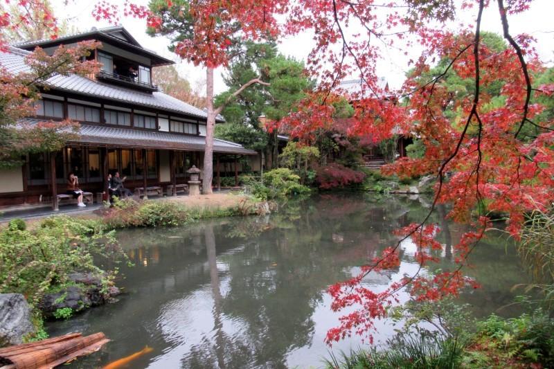 白沙村荘-橋本関雪記念館_e0048413_21224103.jpg