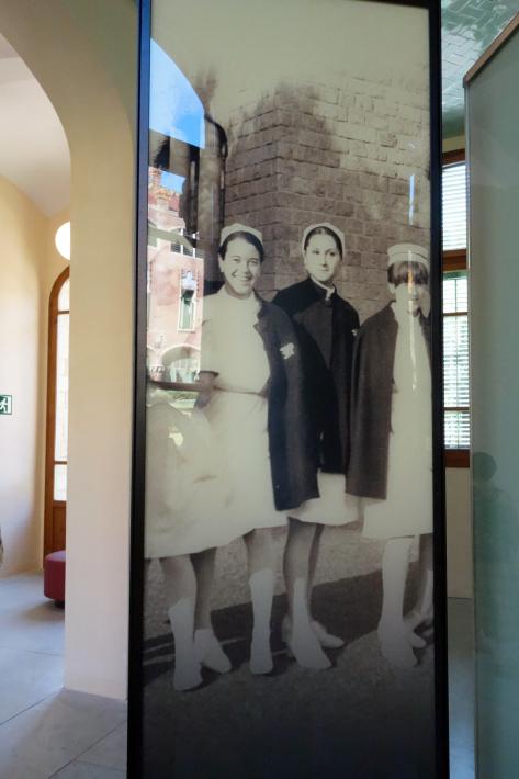 サン・パウ病院 Hospital de Sant Pau リュイス・ドメネク・イ・ムンタネー Sant Pau Recinte Modernista 世界遺産 2018年9月 バルセロナの旅(4)_f0117059_16222170.jpg