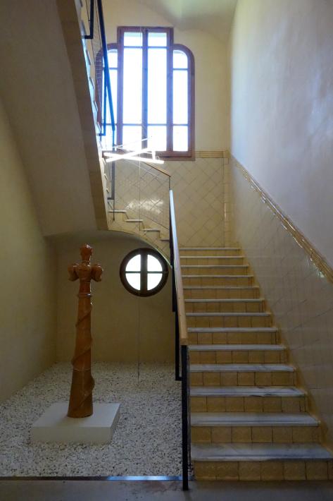 サン・パウ病院 Hospital de Sant Pau リュイス・ドメネク・イ・ムンタネー Sant Pau Recinte Modernista 世界遺産 2018年9月 バルセロナの旅(4)_f0117059_16223252.jpg