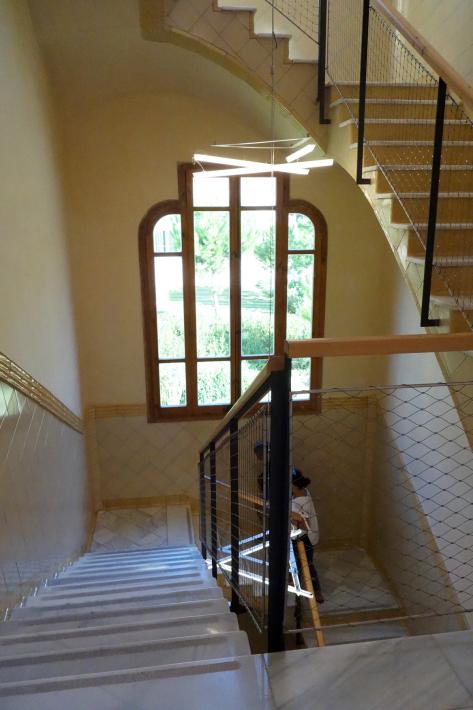 サン・パウ病院 Hospital de Sant Pau リュイス・ドメネク・イ・ムンタネー Sant Pau Recinte Modernista 世界遺産 2018年9月 バルセロナの旅(4)_f0117059_16225642.jpg