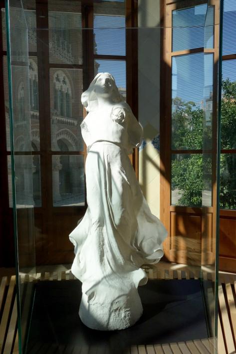 サン・パウ病院 Hospital de Sant Pau リュイス・ドメネク・イ・ムンタネー Sant Pau Recinte Modernista 世界遺産 2018年9月 バルセロナの旅(4)_f0117059_16233379.jpg
