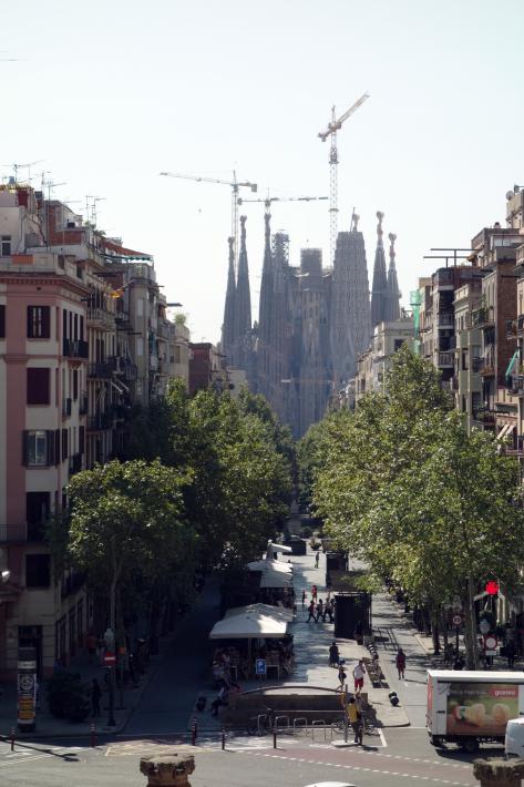 サン・パウ病院 Hospital de Sant Pau リュイス・ドメネク・イ・ムンタネー Sant Pau Recinte Modernista 世界遺産 2018年9月 バルセロナの旅(4)_f0117059_16253388.jpg