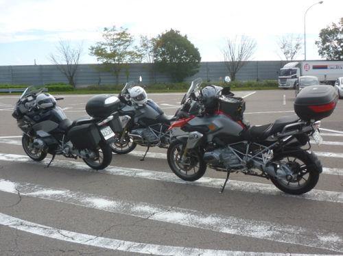 BMW BMCJナショナルラリー in 砺波_e0254365_21415235.jpg