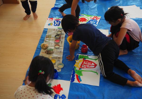 5歳児 絵の具遊び_b0068572_09150006.jpg