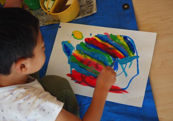5歳児 絵の具遊び_b0068572_09154177.jpg