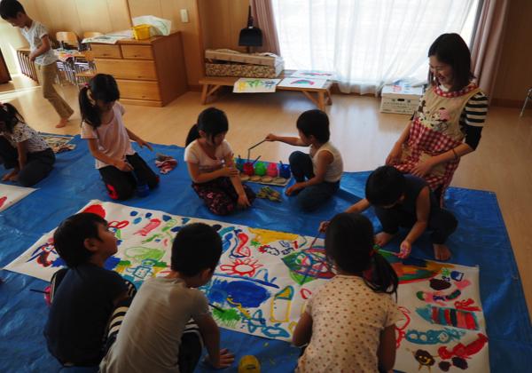 5歳児 絵の具遊び_b0068572_09160681.jpg