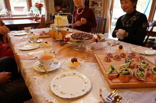 Afternoon Tea 本番_e0365880_23072102.jpg