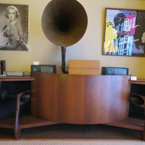 Antiques 文明機器コレクター菅原和雄宅のオーディオルームでシャンソンを聴く_c0075701_23220554.jpg