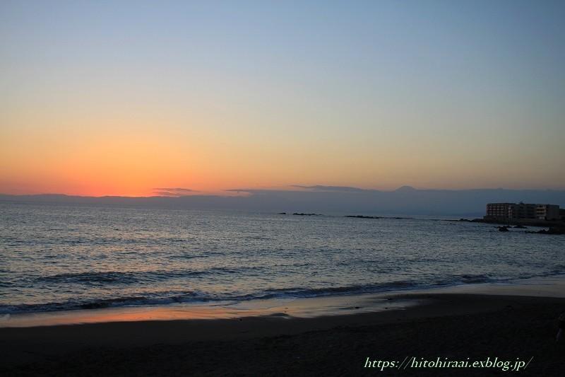 葉山の夕景_f0374092_21564344.jpg