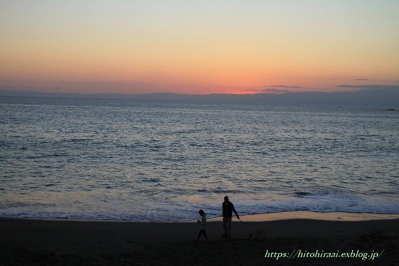 葉山の夕景_f0374092_22003637.jpg