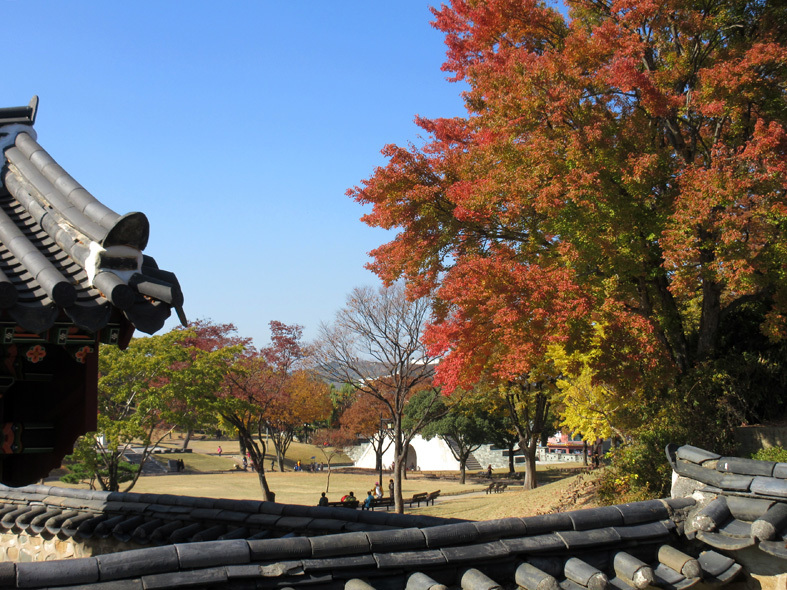 ■釜山から晋州へ──朝鮮通信使展、「壬申倭乱」の足跡_d0190217_23321012.jpg