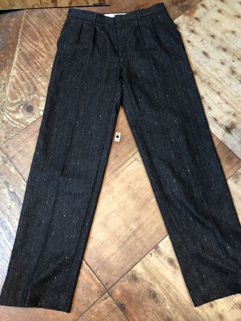 11月11日入荷! 80s~MADE IN U.S.A ITALY FABRIC slacks !_c0144020_13225614.jpg