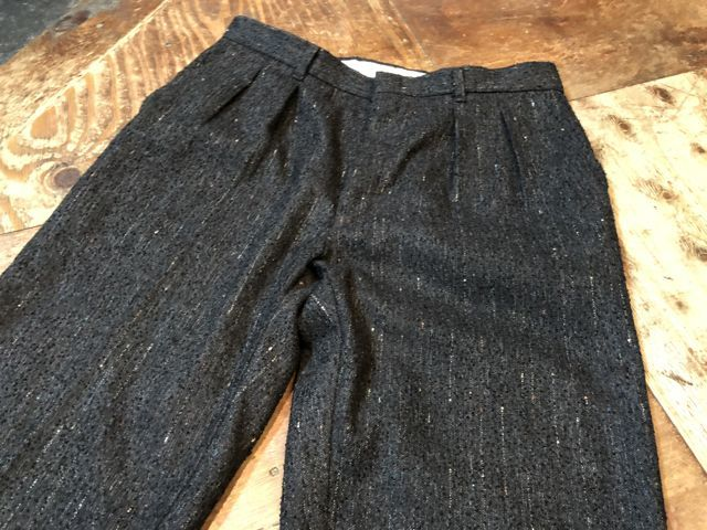11月11日入荷! 80s~MADE IN U.S.A ITALY FABRIC slacks !_c0144020_13225896.jpg