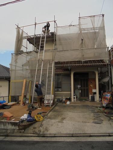 Y様邸(廿日市市佐方)瓦吹替え・外壁塗装・その他工事_d0125228_08043831.jpg
