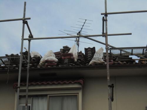 Y様邸(廿日市市佐方)瓦吹替え・外壁塗装・その他工事_d0125228_08051126.jpg