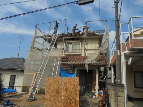 Y様邸(廿日市市佐方)瓦吹替え・外壁塗装・その他工事_d0125228_08053896.jpg