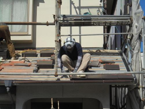 Y様邸(廿日市市佐方)瓦吹替え・外壁塗装・その他工事_d0125228_08072086.jpg